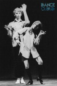 Miriam Raducanu and Gigi Caciuleanu Arhiva Centrul National al Dansului