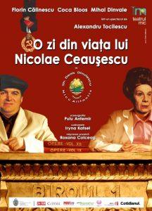 O zi din viata lui Nicolae Ceausescu