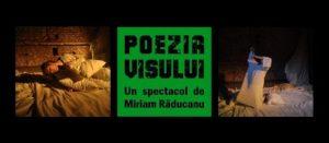 Poezia Visului, Miriam Răducanu, 2013 UNTEATRU