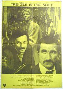 Trei zile și trei nopți, regia Dinu Tănase, (1976)